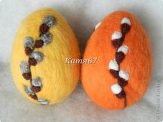 I love this -I grew up picking pushy willows Felted Soap, Needle Felted, Wet Felting, Felt Crafts, Easter Crafts, Spring Crafts, Holiday Crafts, Hedgehog Craft, Easter Egg Pattern