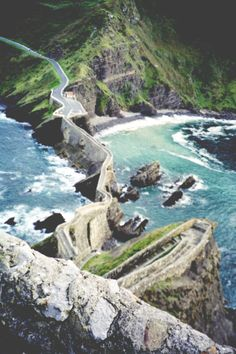 Gastelugatxe, Coast of Biscany in Basque Country, Spain