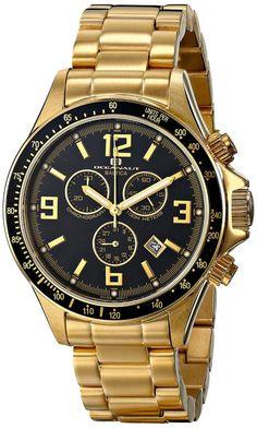 Gold watches : Gold watches men Oceanaut