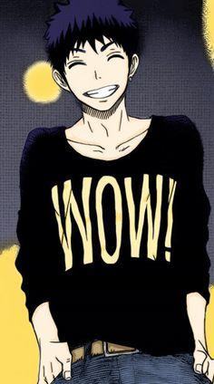 Ryu  Yamada // Yamada-kun to 7-nin no Majo