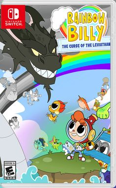 Rainbow Billy: The Curse of the Leviathan Switch NSP Free DownloadRainbow Billy: The Curse of the Leviathan Switch NSPFree Download Romslab Rainbow Billy: The Curse of the Leviathan Switch NSP Free Download We've seen some twee stuff here in the Nintendo Life zeppelin, but Rainbow Billy: The Curse of the Leviathan may be the twee-est thing ever created by human #FreeGamesCharlotte White