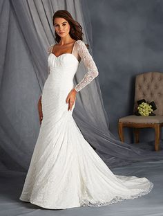 Alfred Angelo Bridal Style 2546 from New Arrivals