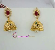 Indian Gold Jewelry Near Me Product Gold Ring Designs, Gold Earrings Designs, Gold Jewellery Design, Necklace Designs, Gold Jhumka Earrings, Gold Jewelry Simple, Simple Earrings, Beaded Jewelry, Silver Jewelry
