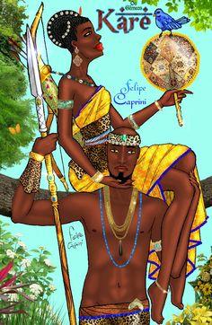 Osun & Ode Kare