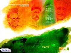 Independence Day Greetings in Hindi