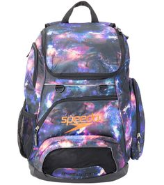 Speedo Large 35L Teamster Backpack at SwimOutlet.com - Free Shipping. Swimming  EquipmentSwimming ... 6add2fe082a95