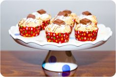 Cupcake Crazy Gem - New year's S'mores Cupcake