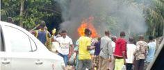 JoelNkanta Blog: 16 Perish in Road Crash at Ore