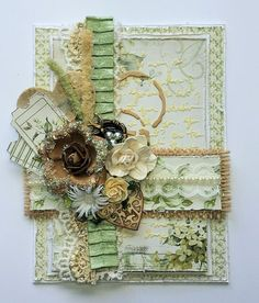 Cards and More Cards: Michele R Designs Introducing Shabby Spring
