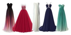 """""""Dresses"""" by natalia-alve-niel ❤ liked on Polyvore featuring art"""