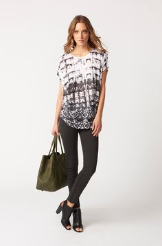 The best of what's new! Shop the Lace Love Tee in stores and online now www.decjuba.com.au