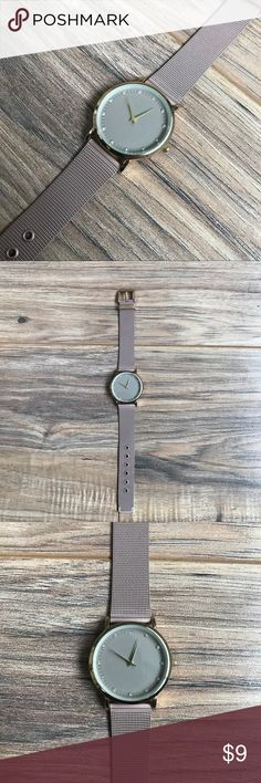Trendy Watch Love this cute accessory with any outfit! Accessories Watches