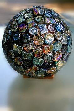 Garden Ball From Mirror Glass Of 25 Cm Diameters | Flickr   Photo Sharing!  | Crafts | Pinterest | Gardens, Mirror Glass And Glasses