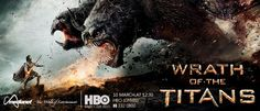 WRATH OF THE TITANS - The imprisoned Titans and Perseus is called once again, this time to rescue his father Zeus, overthrow the Titans and save mankind.