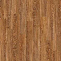 Floorte Classico 6 Quot X 48 Quot X 6 5mm Vinyl Plank In Teak