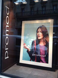 2013 Promod Widow Shop Paris www.bullesconcept.com