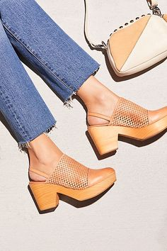 a0b249a512 Slide View 1: Logan Clog Clogs Shoes, Oxford Shoes, Shoe Boots, Leather. Free  People