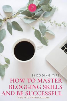 Whether you're thinking about starting a blog or have had a blog running for a few years it's important to look for ways to boost your blogging skills. #bloggingskills #howtoblog #blogging via @PegFitzpatrick
