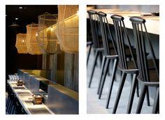 Hotel Yurbban - Raquel Sogorb Interiorista. #restaurantemishima #raquelsogorbinteriorismo #raquelsogorb #barcelona