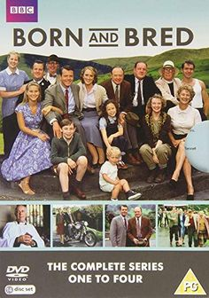 Born and Bred: The Complete Series Period Drama Movies, Period Dramas, James Bolam, Amazon Dvd, Amazon Prime Video, Dvd Blu Ray, Book Tv, Family Affair, Movies To Watch