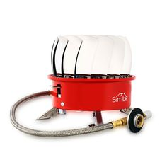 SIMBR Backpacking Camping Stove Portable Lotus Windproof Stove for Outdoor ** Read more reviews of the product by visiting the link on the image.