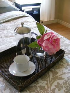 The Complete Guide to Imperfect Homemaking: {Home staging 101} Bedrooms-also has links to rest of house and could be used to just get your home in order