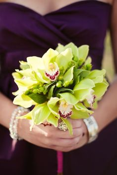 PLEASE show me pics of your DIY fresh flower bouquets! :  wedding flowers bridesmaids bouquet diy EmilyKurtEdit 1745