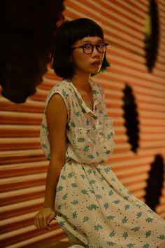 Turtle dress.