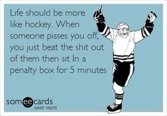 Hockey season is now thank god the lockout is over