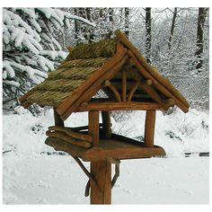 Image result for karmnik dla ptaków