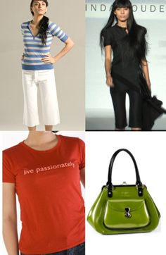 Eco-friendly fashion lines