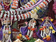 ISKCON Bangalore Deity Darshan