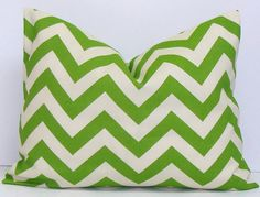 GREEN OUTDOOR PILLOW.12x16 or 12x18 inch Decorator Pillow Cover.Printed Fabric Front and Back.Indoor.Outdoor.Home Decor.Housewares