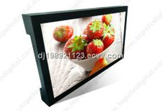 wall-mounted indoor LCD display with PC built-in (L&M) - China LCD display, Digital Signage Player, Advertising Services, Wall Mount, Restaurant, Indoor, China, Display, Interior, Floor Space