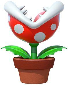 Piranha Plant | Mario Kart 8