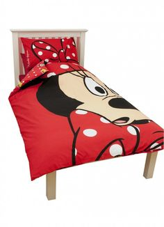 Minnie Mouse Bedroom Decor: Single Minnie Mouse Bedroom ~ Bedroom Inspiration