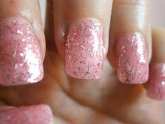 Pink Spun Cotton Candy Nail Lacquer