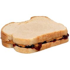 File Peanut-Butter-Jelly-Sandwich.jpg ❤ liked on Polyvore featuring food, fillers, food and drink, decor und food & drinks