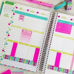 Planner Decoration Ideas: March 2015 (Erin Condren Vertical) | The Chic Life…