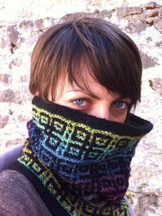 In need of a simple colorwork pattern that won't drive you crazy? Try these mosaic knitting patterns for lovely, multicolored projects that only require knitting with one color at a time.
