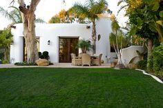 Malibu Beach Home: Front Door