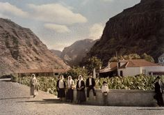 Madeira Photo | As fotos de Wilhelm Tobien de 1934