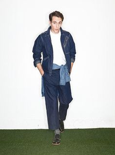Beams Plus SS16.  menswear mnswr mens style mens fashion fashion style campaign lookbook beamsplus