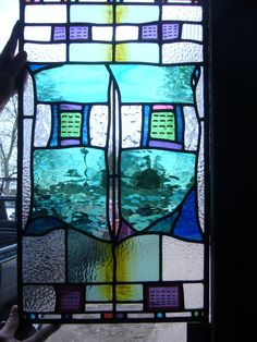 Matthew @ Stained Glass Studio - Stained Glass Window