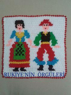 Çeyizlik Lif Modelleri Crochet Squares, Elsa, Kids Rugs, Anne, Lady, Garden, Club, Garten, Kid Friendly Rugs