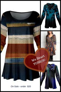 Oh the stripes! So many cute tunics and tops. Zulily. How do I pick? #tunic #cutetops #ad #oybpinners #040118