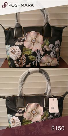 New. Ted Baker Bag New & never used. Gorgeous bag purchased at Nordstrom. Ted Baker Bags
