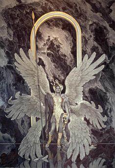 Optically Addicted: The Incredible Biro & Gold Leaf Fantasy Art of...