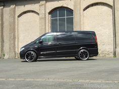 Mercedes-Benz #Viano (construction series 639) #mbhess #mbviano