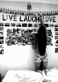 really want to do something like this with my new room